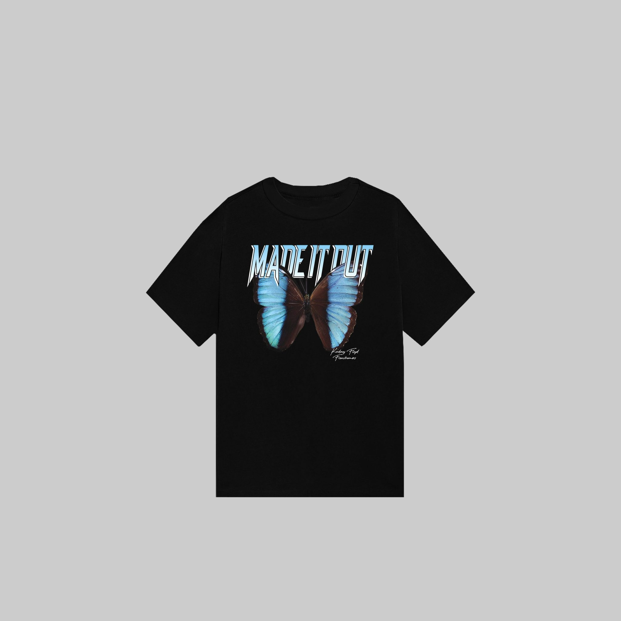 Frontrvnners x Kordoroy Floyd Made It Out Unisex Shirt