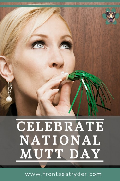 Celebrate National Mutt Day 2017