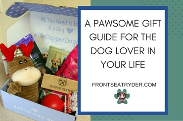 A Pawsome Gift Guide for the Dog Lover in Your Life
