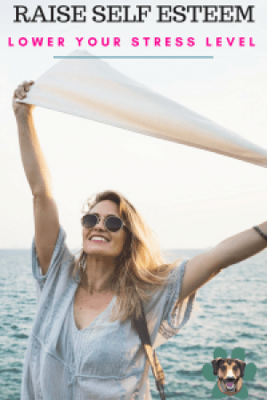 Boosting your self-esteem can help that stress level plummet. It might sound silly but giving your self-esteem some TLC can be very beneficial. Not only is it good for you, but it can be the trick to boost your self-love. I will share how to raise your self esteem and lower stress level of yours in no time.