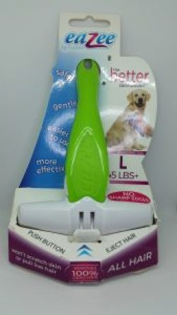 Eazee dog brush by Foolee