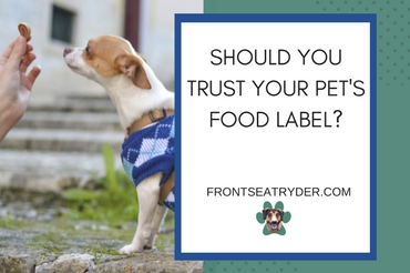 Should You Trust Your Pet's Food Label?