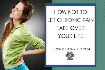 How to Keep Chronic Pain from Taking over Your Life