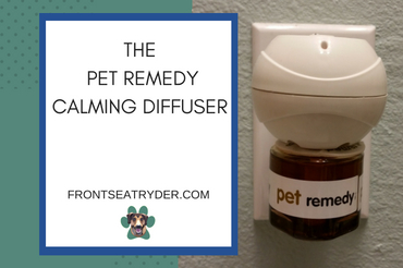 Ryder Reviews the Pet Remedy Calming Diffuser