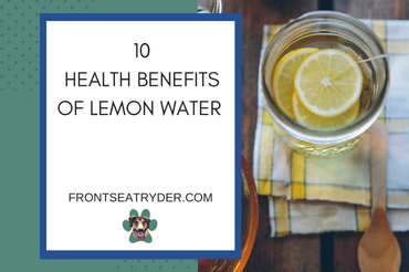 10 Health Benefits of Lemon Water