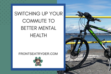 Could Switching Up Your Commute Hold The Key To Better Mental Health?
