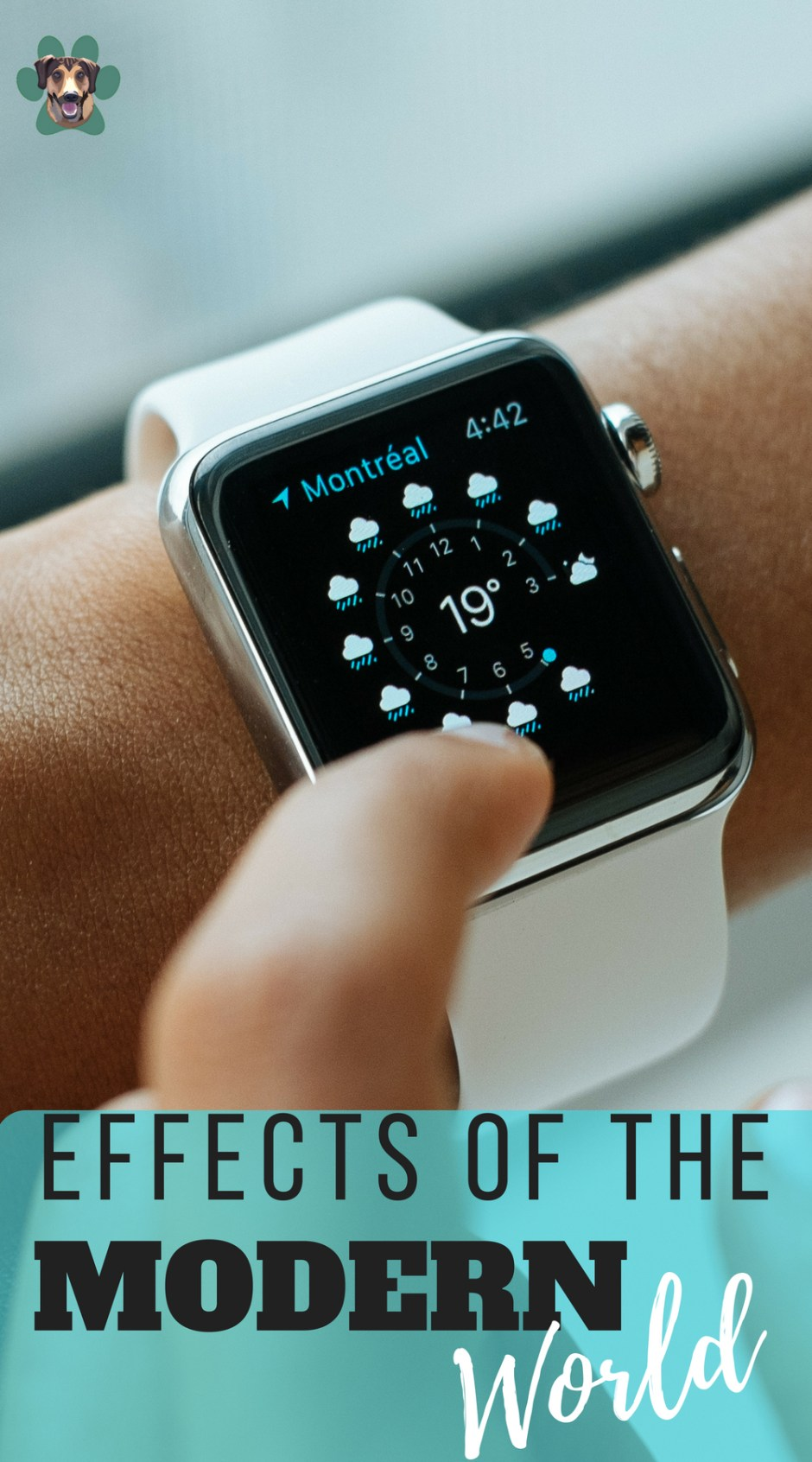 The modern world might not be as great as it appears to be. With all of these new tech developments and advancements come some new consequences that can have some very negative effects on our lives. Thankfully, these effects can be quite easy to overcome once you know how.