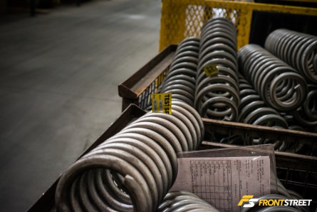 <i>Facility Tour:</i> Eibach Suspension – Part 1 of 2