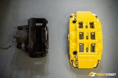 <i>Install:</i> StopTech Big Brake Kit - BMW E46 M3
