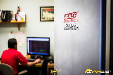 <i>Facility Tour:</i> Manley Performance