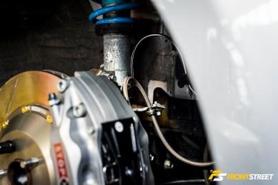 <i>Install:</i> StopTech Big Brake Kit - Scion FR-S