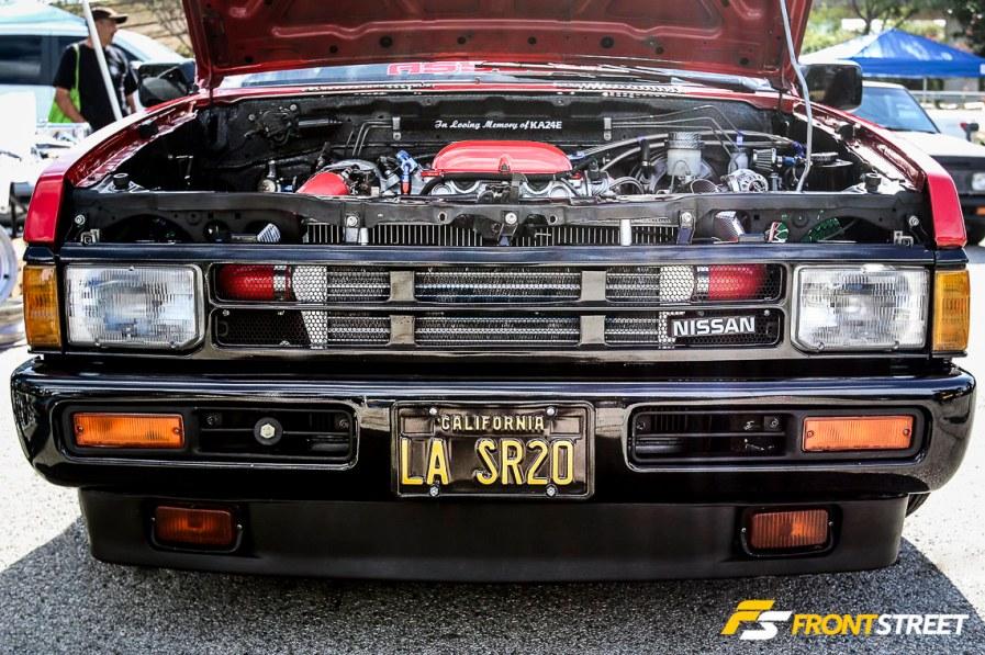 SoCal's Datsun Nippon Car Show and Swap Meet