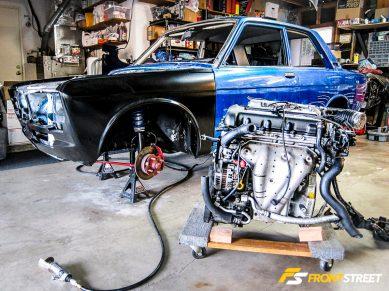 <i>Build Series:</i> Old School Labs, Datsun 510 Resto Part 1