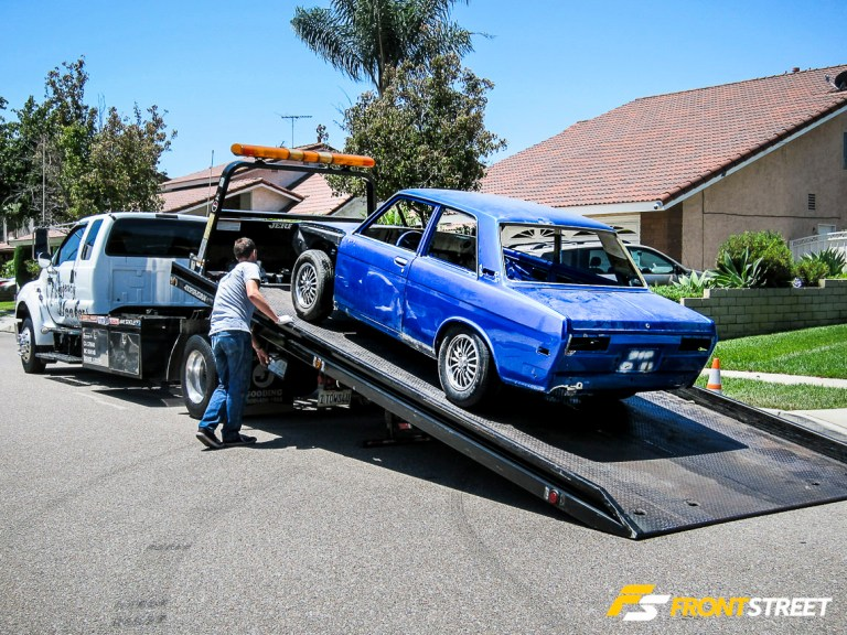 <i>Build Series:</i> Old School Labs, Datsun 510 Resto Part 1