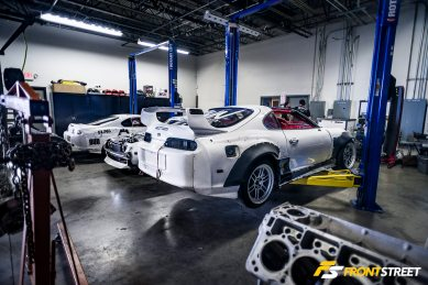 Automotive Imagination At Work Inside The Speed Warhouse