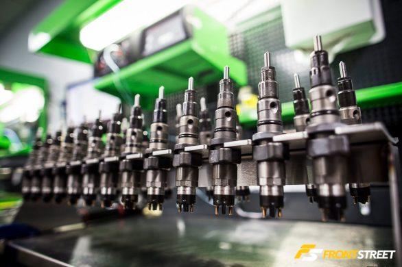 The Outsider's Look at the Inner Workings Of Industrial Injection