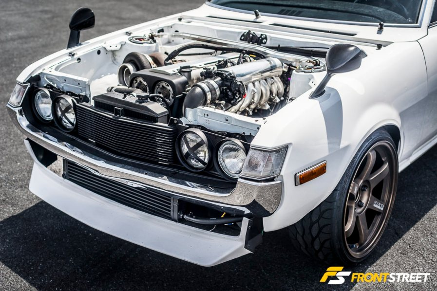 A Celebration Of Life: The Speed Warhouse Toyota Celica