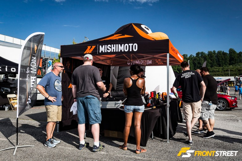 Event Coverage American Muscle Car Show Front Street Media - Car show tent