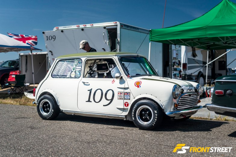 Reviving Competitive Vehicles With The Vintage Racer Group