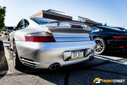 Exotic Machines and Domestic Muscle Unite At West Chester Cars & Coffee