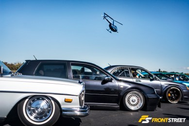 Aero, Airbags, and Aircraft Assemble at Canibeat's First Class Fitment