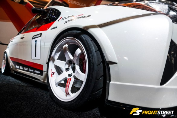 Supreme Specialized Automobiles Accumulate for the 50th SEMA Show