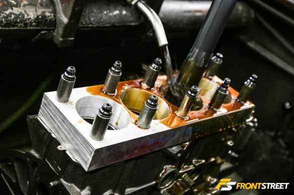 <i>Build Series:</i> Old School Labs – SR20VE/SR20DET Hybrid Engine Build Part 1