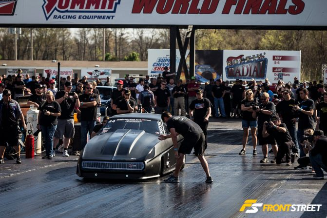 The World's Greatest Radial Racers Rock The House In Memphis