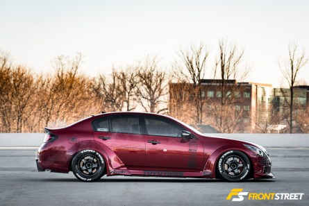 The Final Frontier: Drew Evans' Liberty Walk Infiniti