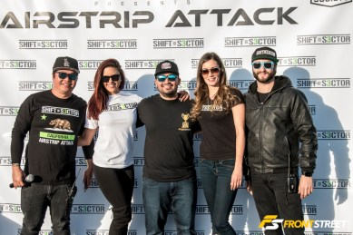 Shift S3ctor's Airstrip Attack Takes Over Coalinga's Half Mile