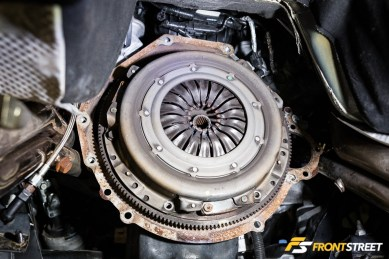 Clutch Improvement – McLeod Racing's RST Twin-Disc Unit Upgrades This 2011 Mustang GT