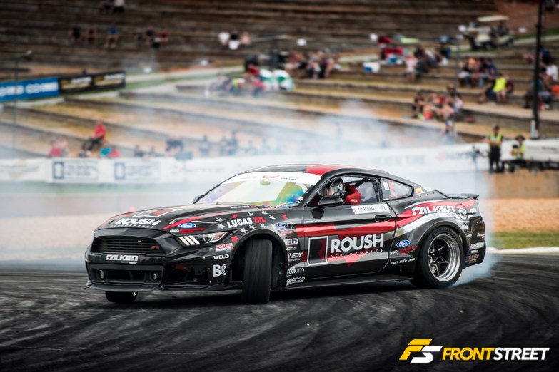 Lightning Strikes Twice: Formula Drift Action Electrifies Atlanta