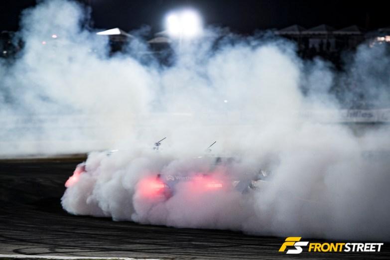 Lightning Strikes Twice: Formula Drift Action Electrifies Atlanta