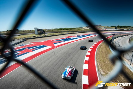 IMSA WeatherTech Sportscar Championship Racing at Circuit of the Americas