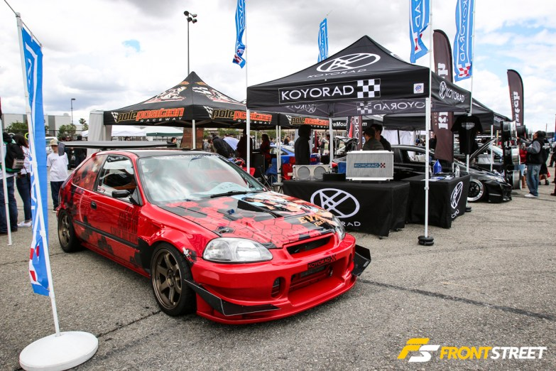 Eibach's Annual Honda Meet Shows SoCal's Sweet Side