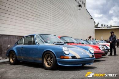Legendary Luftgekühlt: A SoCal Show Of Period Correct Porsche