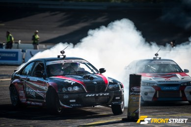 Against All Odds: Odi Bakchis Outlasts Formula Drift New Jersey