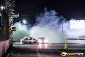 Deep Into The Night: Formula Drift's Tight Canadian Combat