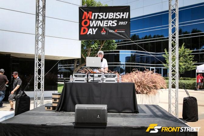 Mitsubishi Owners Day: The 100th Anniversary Celebration of Mitsubishi