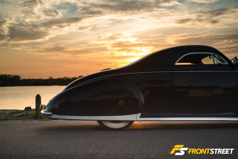 Crazy 'Bout A Mercury: Jack Kiely's Coachbuilt 1940 Mercury Custom