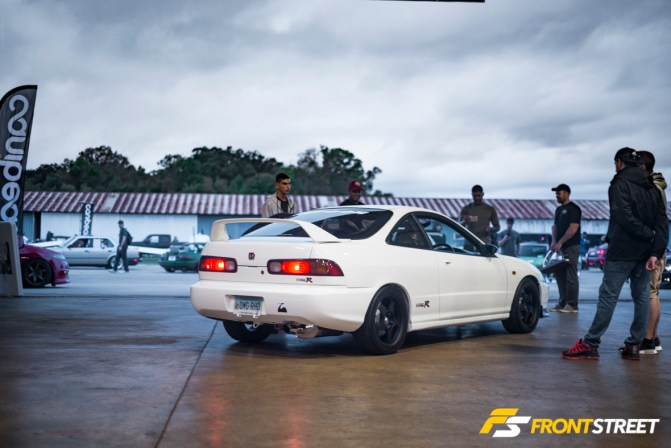 Sunshine On A Cloudy Day: First Class Fitment 2017
