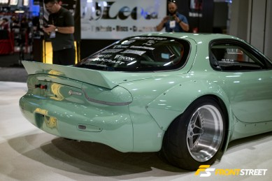 Automotive Embellishments Ignite Industry At The 2017 SEMA Show