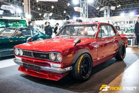 The Stuff That Dreams Are Made Of: Tokyo Auto Salon 2018