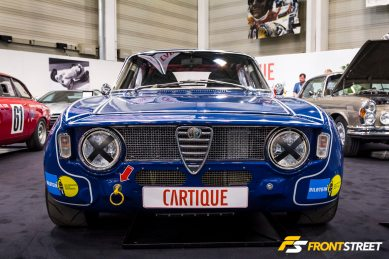 10 Things You Missed at Essen's 30th Techno-Classica