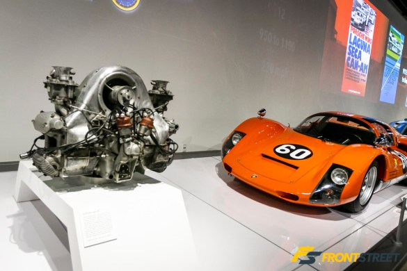 The Petersen Automotive Collection Combines History With Elegance