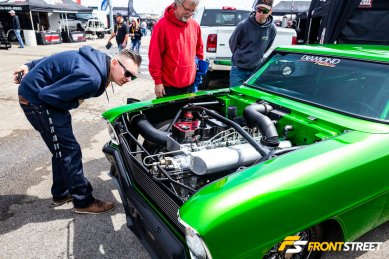 X275 The Hard Way: Ryan Milliken's Nasty Diesel Nova