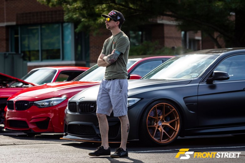 Wednesday Work Break: Front Street Cars & Coffee, August 2018