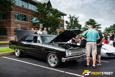 Wednesday Work Break: Front Street Cars & Coffee July Recap