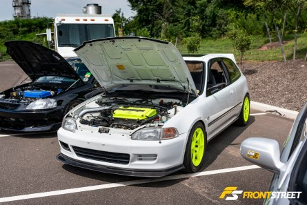 Wednesday Work Break: 2018 East Coast Eibach Honda Meet