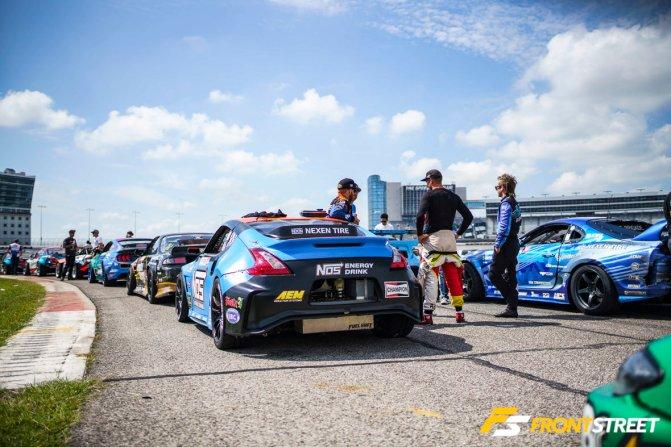 Wednesday Work Break: The Win Went to Wiecek at Formula Drift Texas